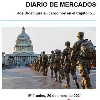 DIARIO DE MERCADOS Miércoles 20 Enero
