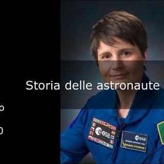 Le storie di Nonno Apollo 70 – Storia delle astronaute europee