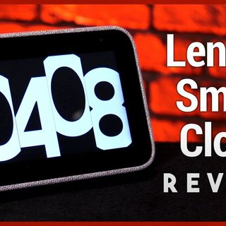 Hands-On Tech: Lenovo Smart Clock Review