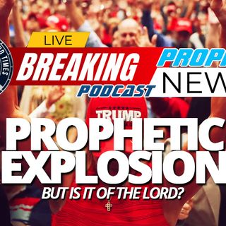 NTEB PROPHECY NEWS PODCAST: Christian Prophets Are Finding Large Followings But Is It Of The Lord Or Is It An End Times Deception To Mislead