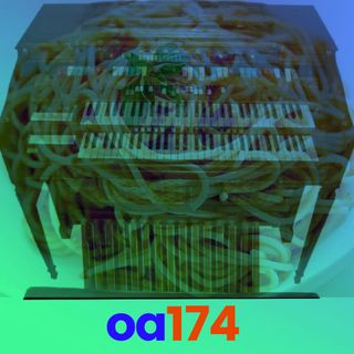 El Oasis #173 - Spagguetta Orghasmmond