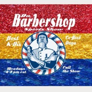 Da Barber Shop Sports Show