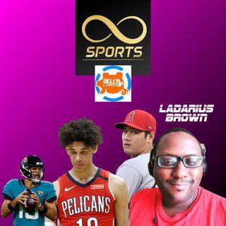 LaDarius Brown Co-Hosts