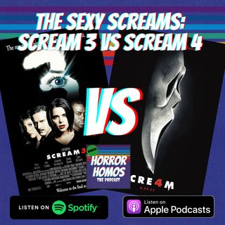 Sexy Screams: Scream 3 VS Scream 4