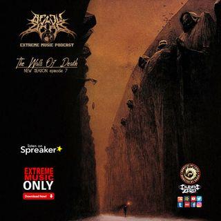 BELOW ZERO - THE WALLS OF DEATH