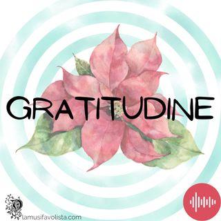 ☁ Gratitudine • Buongiornuvole ☁