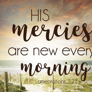 Morning Mercies - Morning Manna #3235