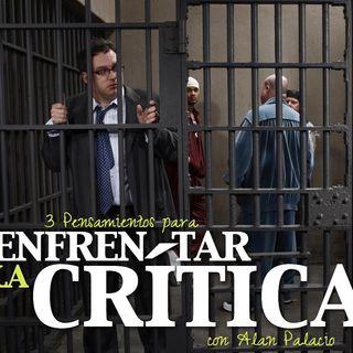 ENFRENTANDO LA CRITICA, con Alan Palacio | UNIVISION