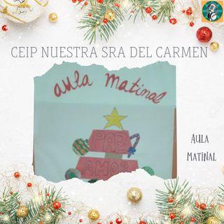 """CEIP Nuestra Señora del Carmen (Marbella). """"Feliz Navidad""""."""