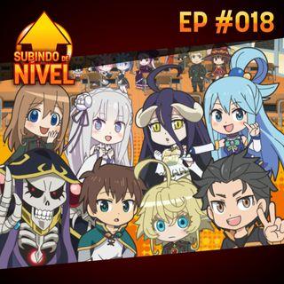 Subindo de Nível- Isekai- EP18