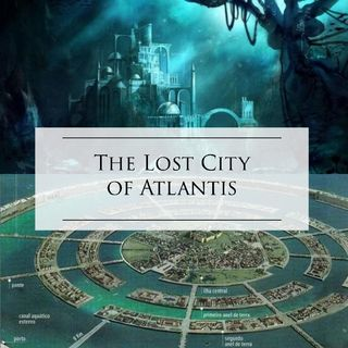 Episode 3 - The Lost City Of Atlantis