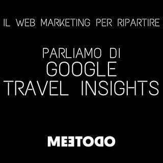 Google Travel Insights, cos'è e a cosa serve.