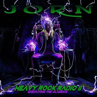 Metal Hammer of Doom: Jorn - Heavy Rock Radio II - Executing the Classics
