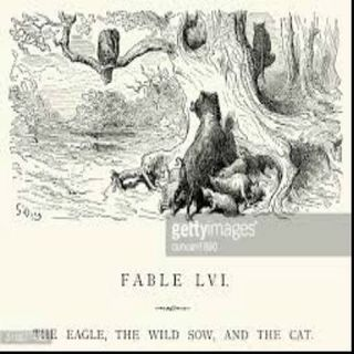 FFGF- The Eagle, The Cat, And The Wild Sow