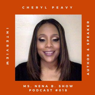 018 - Interview with Ms. Cheryl Peavy