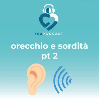 Puntata 25 - Sordità e dintorni con il Dr Diego Di Lisi!