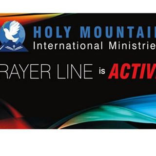 Holy Mountain International Bible Study 21 July 2015  Bible Study is lead by Min