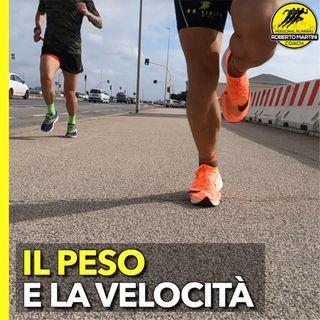 Perdere peso per correre più veloce