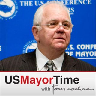 USMayortime with Tom Cochran Featuring New Orleans Mayor Mitch Landrieu