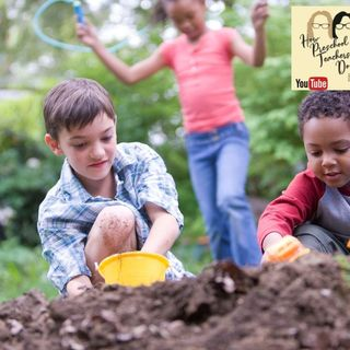 128: Mixed Ages: What Younger Kids Need to Know