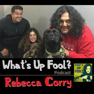 Ep 180 - Rebecca Corry and Stand Up For Pits