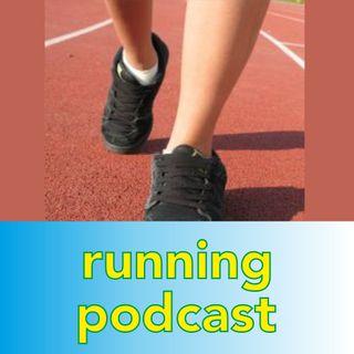 Running podcast