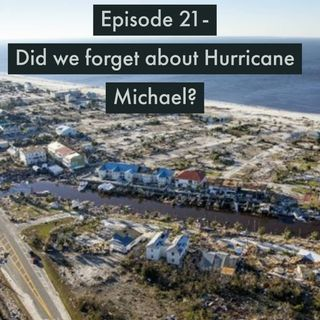 Did We Forget About Hurricane Michael?