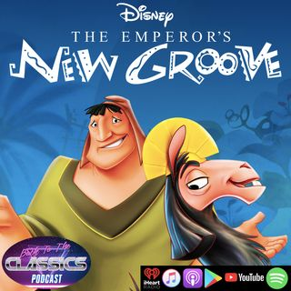 Back to The Emperor's New Groove