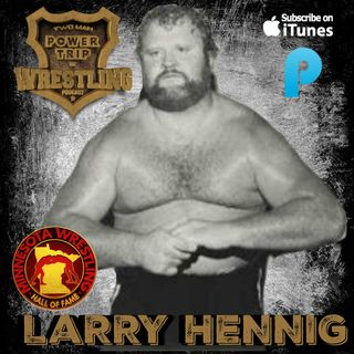 "TMPToW:  Larry ""The Axe"" Hennig"