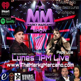 Tonight | Jerry Montañez LaVoz US | Papa Joe desde España