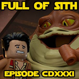 Episode CDXXXI: LEGO Star Wars: Terrifying Tales