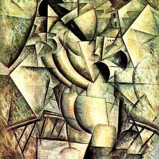 Dipingere il dinamismo - - Guerra all'Arte #5