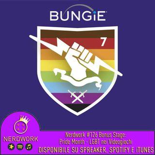 Nerdwork #126 - BONUS STAGE! Pride Month 2020: LGBTQ+ nei Videogiochi