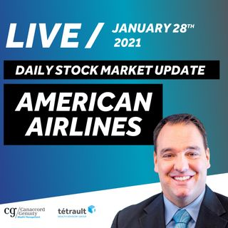Daily Stock Market Update - American Airlines