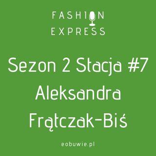 Sezon 2, Stacja 7: Jak kolory wpływają na nasz wygląd? Posłuchaj rozmowy z Aleksandrą Frątczak-Biś!