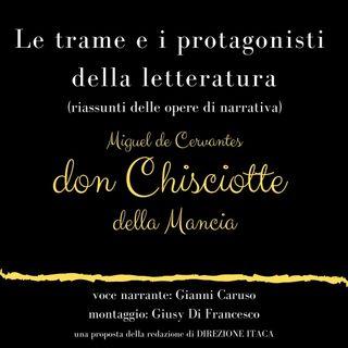Un libro in cinque minuti  - 2. Don Chisciotte