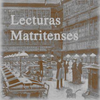 Lectura Matritense nº3: Los jardines de Recoletos. Tipos madrileños: El melero. Poema a Madrid.