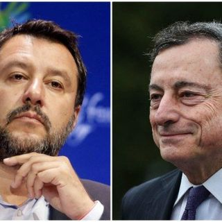 SALVINI dice di SI a DRAGHI?