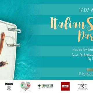RADIO I DI ITALIA DEL 16/7/2019