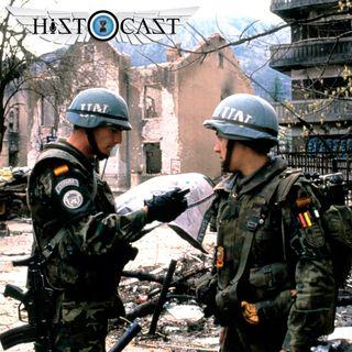 HistoCast 199 - Misión española de la ONU en la Guerra de los Balcanes