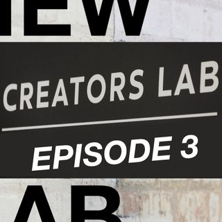 Creators Lab: Episode Art & Social Media Calendars