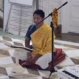 Lettura dalla Srila Prabhupada Lilamrita di Bhakta Roger (31 agosto 2020)