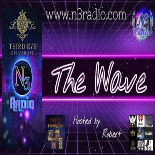 The Wave hosted by Robert April 14, 2021