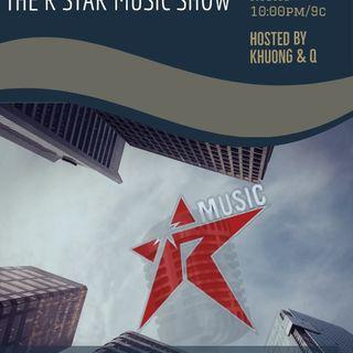 THE R STAR MUSIC RADIO SHOW