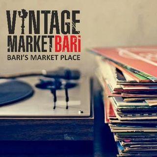 Diretta dal Vintage Market Bari III edizione - 19/09/2021