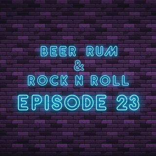Episode 23 (2020 RNRHOF NOMINEES AND TOM KEIFER / NICK CAVE / THE DARKNESS / BETH HART / STURGILL SIMPSON / CROBOT ALBUM REVIEWS)