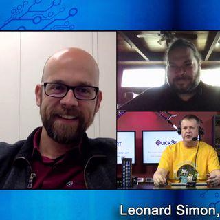 Leonard Simon, Springboard - Secure Digital Life #95