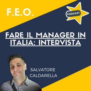Fare il manager in Italia: Intervista a Rody Canakiah manager McDonald's