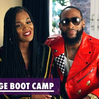 Willie Taylor and Shanda Denyce From Marriage Boot Camp On WE TV