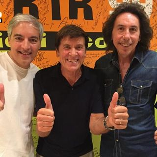 Gianni Morandi a Retropalco Star